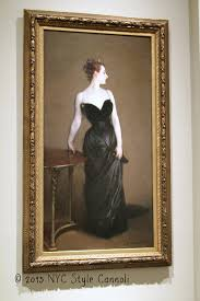 one of john singer sargent s most famous paintings in madame x and curly at the met museum i did attend a fantastic exhibit they featured in 2016 which