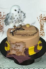 Birthday Cake Harry Potter