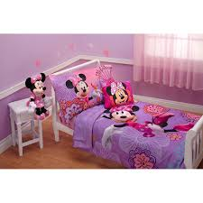bedding bedroom toddler girl bedding sets funny in purple color with minnie mouse little ideas of