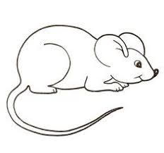 Mouse Paint Coloring Sheet Colouring