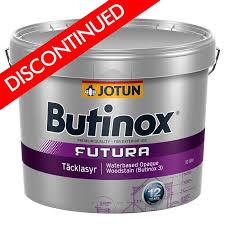 Butinox Futura 3 Discontinued Replaced By Jotun Demidekk Ultimate