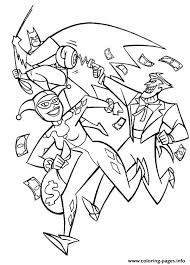 You can print or color them online at getdrawings.com for absolutely free. Batman Joker Together Harley Quinn Coloring Pages Printable