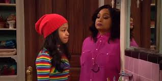 nia disobeys raven about wearing makeup on raven s home tonight sneak k ravens home television just jared jr