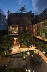 modern guest house. Brilliant House A 1913 Mexico City Mansion Renovation  A Modern Guest House With I
