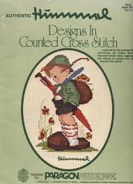 Authentic Photos And Designs Authentic Hummel Designs In Counted Cross Stitch Vol I