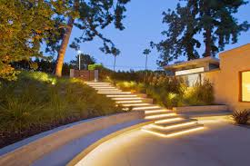 outside lighting ideas. 8 Outdoor Lighting Ideas To Inspire Your Spring Backyard Makeover / Hidden LED - Placing Outside A