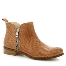 Light Tan Boots Womens Handmade Round Toe Ankle Boots In Light Brown Openwork Calf Leather With Zipper Color Brown Womens Shoes Size 36