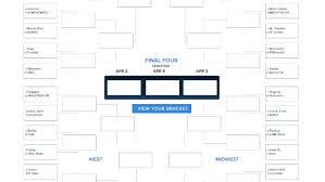 Ncaa Tournament Bracket Released Cbs Chicago