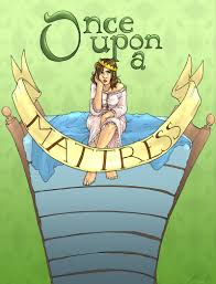 once upon a mattress poster. Once Upon A Mattress By Bluecranberries Poster 0