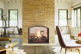 42 viewing area true masonry appearance with flush hearth and full brick to brick opening standard accent lighting and enhanced ember bed