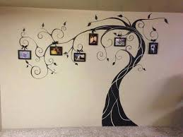 view in gallery family tree wall art wonderfuldiy6 on wall art tree images with wonderful diy amazing family tree wall art
