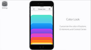 iphone 9 concept. color-look iphone 9 concept