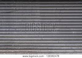 garage door texture. Old Steel Garage Door Stripped Texture, Horizontal Lines Texture