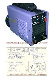 inverter welding machine circuit diagram pdf inverter easyarc zx7 200 igbt inverter welder service manual on inverter welding machine circuit diagram