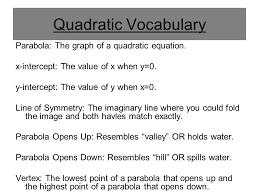 2 quadratic voary