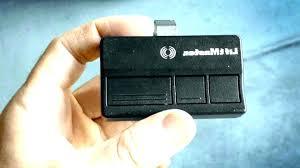 reprogram garage door remote garage door opener how to reprogram a garage door remote reprogram genie
