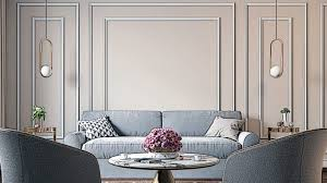 decorative molding to glam up walls