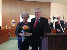BlackburnNews.com - Wilma McNeill Recognized By Lieutenant Governor