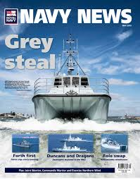 May 2019 By Navy News Issuu
