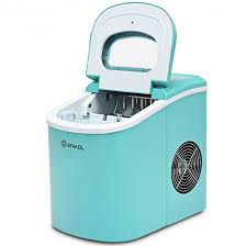 mini portable compact electric ice maker machine ice makers kitchen appliances kitchen dining home garden