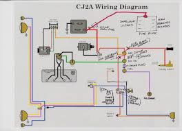 cj2a wiring harness cj2a image wiring diagram cj2a 12 volt wiring diagram cj2a image wiring diagram on cj2a wiring harness