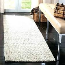 grey jute rug area round