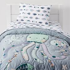 marine toddler bedding crate and barrel