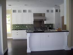 Antique Style Kitchen Cabinets 17 Antique White Kitchen Cabinets With Dark Island Right Choice