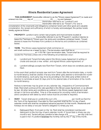 10+ Commercial Lease Template | Farmer Resume