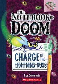the notebook of doom the notebook of doom charge of the lightning bugs