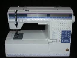 Husqvarna Viking 1 Plus Sewing Embroidery Machine