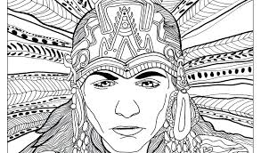 Mayan Coloring Pages Download By Tablet Desktop Original Size Back