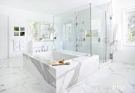 spa bathroom showers: view full size bathroom statuary marble tub spa like bathroom shower with two doors