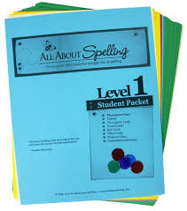 All About Spelling Phonogram Chart All About Spelling Level 1 Additional Student Packet