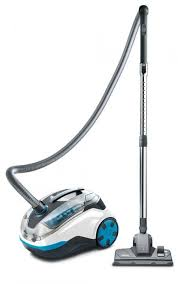 <b>Пылесос THOMAS DryBOX</b> + <b>AquaBOX</b> Parkett, белый/голубой ...