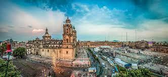 Arbeiten in Mexico City