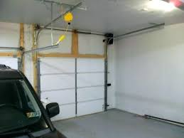 how much to install a garage door opener how much does it cost to replace garage