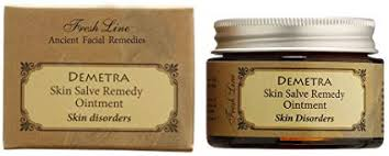 <b>Fresh Line Demetra</b> Skin Salve Remedy Ointment for Skin Disorders ...