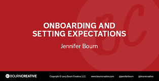 How To Create An Onboarding Process And Set Expectations