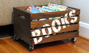 9 ideas for organizing your child s books help we ve got kids