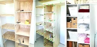 wood closet shelving. Closet Shelf Ideas Wood For How To Build Shelves Shelving .
