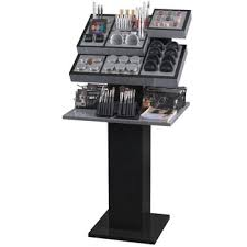 Mac Cosmetics Display Stands For Sale Mesmerizing Black Mac Cosmetic Mac Makeup Display Stand Makeup Display Buy Mac