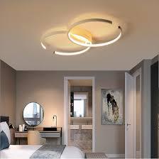 china modern flush mount led ceiling