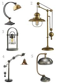 home office desk lamps. amazing home office desk lamps industrial style decorating blog