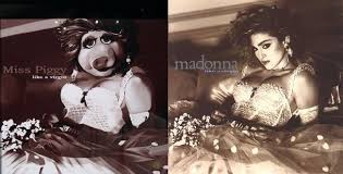Image result for madonna like a virgin