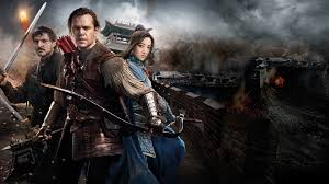 Film Review: The Great Wall. Matt Damon defends the Great Wall of…   by  Phil Roberts