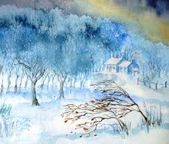 trudi doyle stopping by woods on a snowy evening artists stopping by woods on a snowy evening