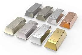 Palladium VS Platinum & White Gold - Which is Best for You?   Platinum vs  white gold, Titanium jewelry, Platinum