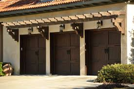 barn door garage doorsSignature Carriage  wood garage doors