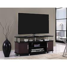 Basketball Display Stand Walmart Interesting Carson TV Stand For TVs Up To 32 Multiple Finishes Walmart